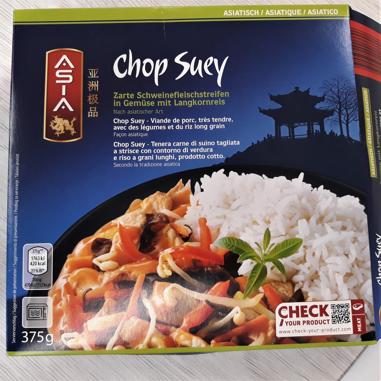 Confezione Chop Suey Aldi