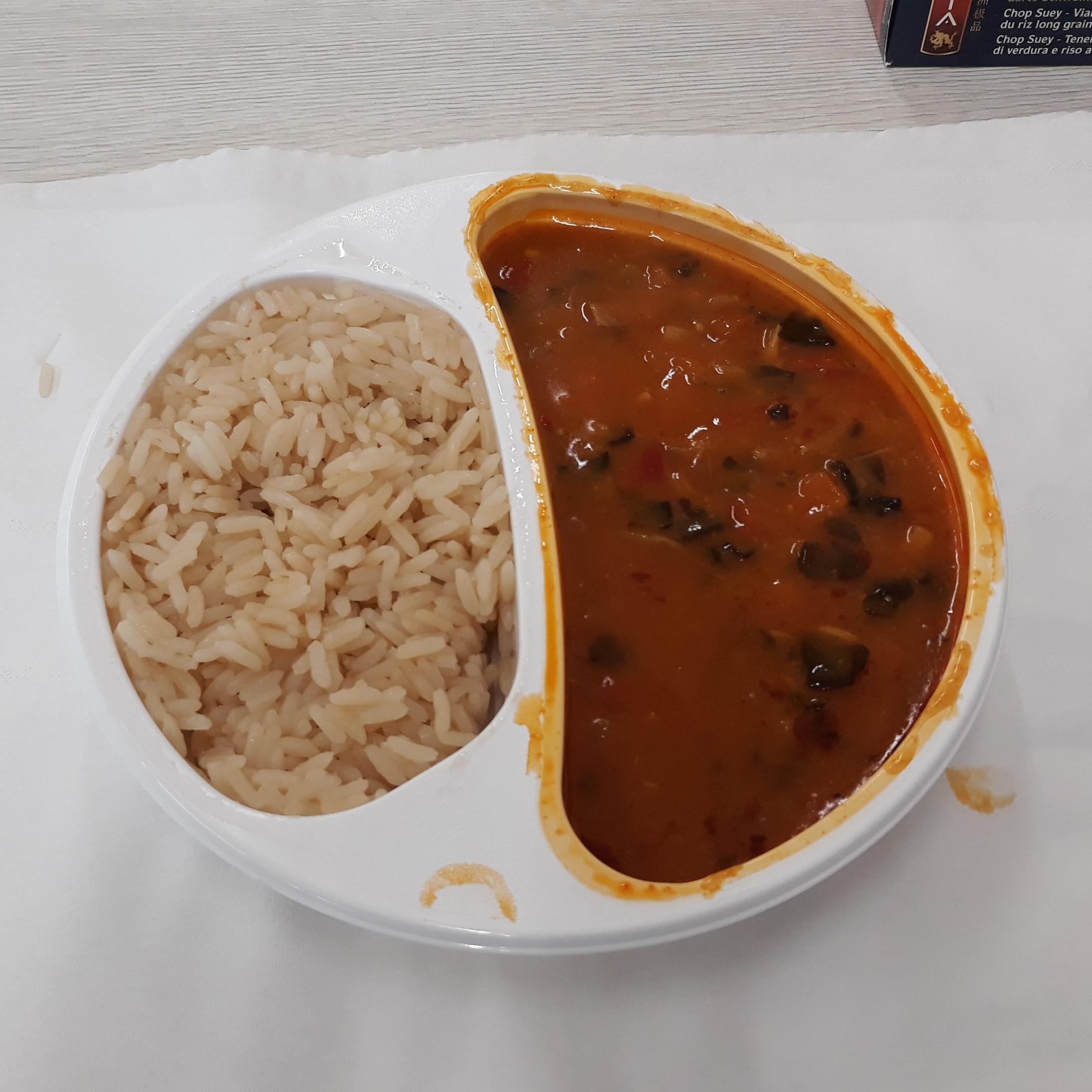 Chop Suey Aldi preparato